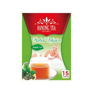 Ranong Herbal Green Tea