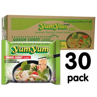 Yum Yum  Groene Curry 30-pack