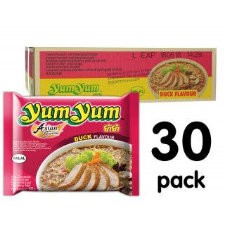 Yum Yum Instant Noedels Duck - 30-pack