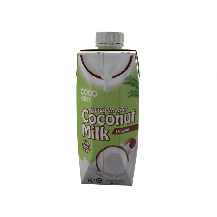 Cocoxim Kokosmelk Drink Original 330 ml