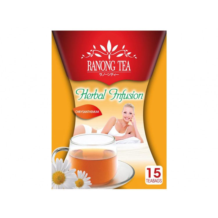 Ranong Tea Chrysanthemum 40 g