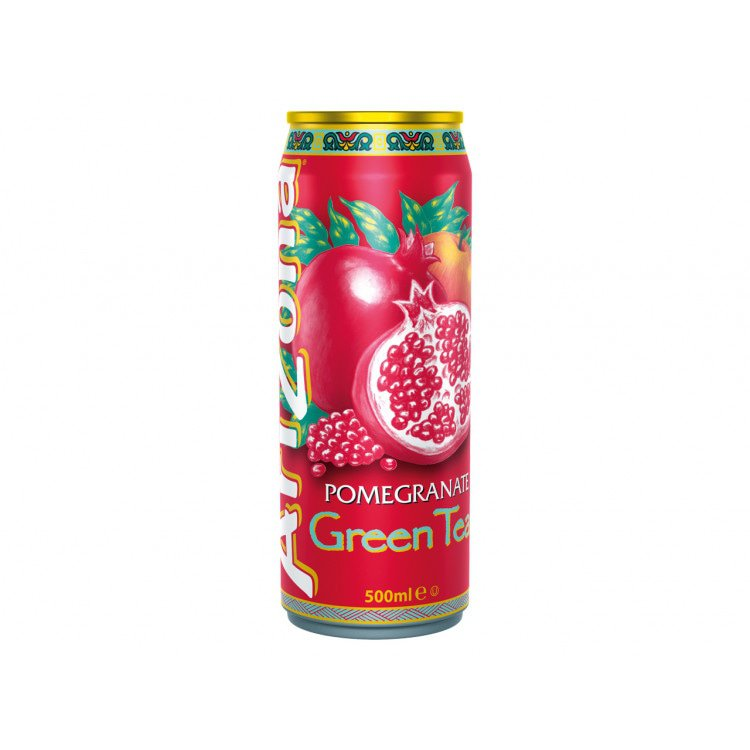 Arizona Ijsthee Granaatappel 500 ml