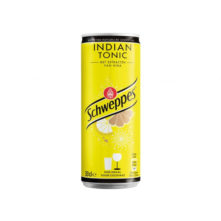 Schweppes Tonic Drink 330 ml