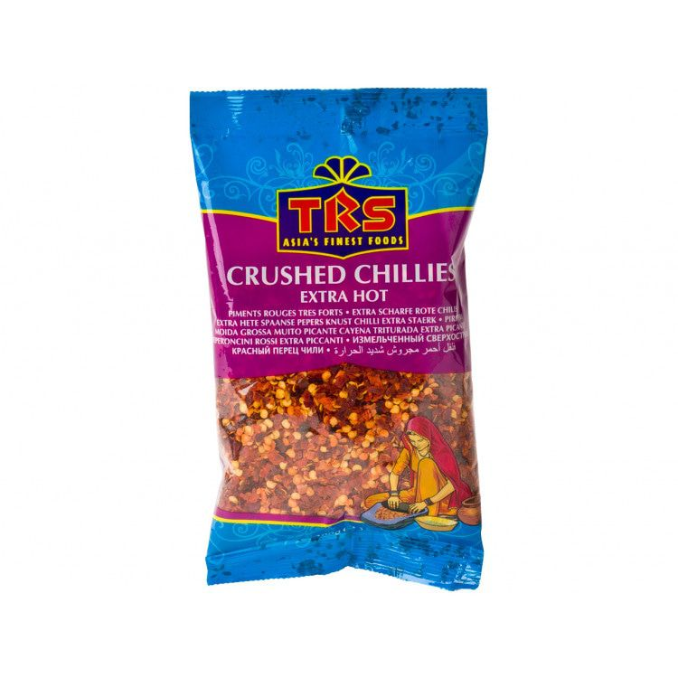 TRS Extra Hot Chilli Flakes