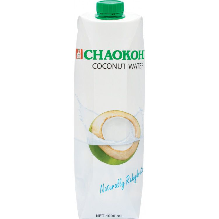 CHAOKOH Coconut Water 1 liter.