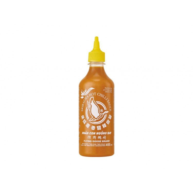 Flying Goose Sriracha Yellow 455 ML