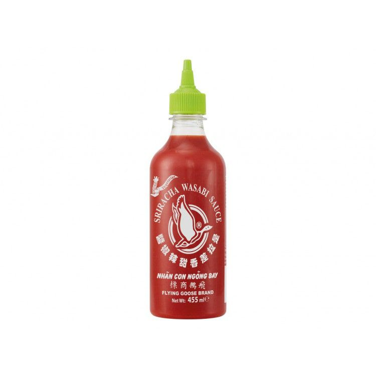 Flying Goose Sriracha Wasabi 455 ML