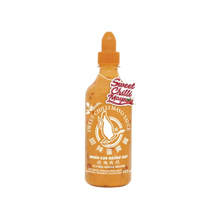 Chili-mayo saus zoet FG 455 ml