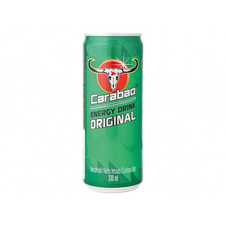 Carabao Energy Drink Original 330 ml