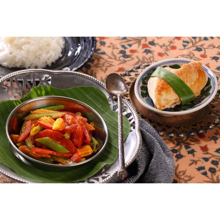 Vegetarische Jalfrezi Curry Recept