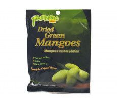 Dried Green Mangoes 100 gram