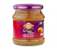 Pittige mango Chutney 250 ML