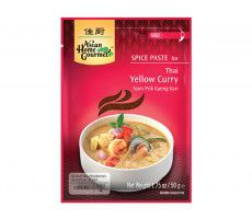Thaise Gele Curry 50 gram