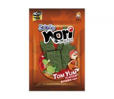 Zeewier Snack (Tom Yum) 36 GR