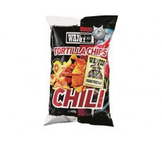 Texas Chili Tortillachips 450 gram