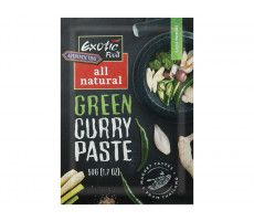 All Natural Groene Curry Kruidenpasta 50 GR