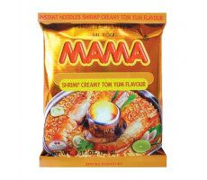 Instant Tom Yum Garnalen-Room Noedels Jumbo Pack 90 gram