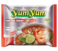 Instant Tom Yum Garnalen Noedels