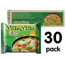Yum Yum Green Curry - 30-pack