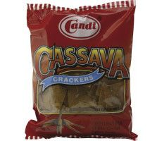 Cassave Crackers 250 gram