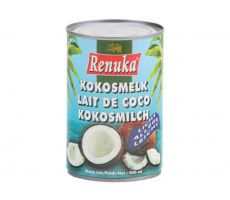 Kokosmelk - light 9% vet 400 ML