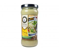 Groene Curry saus 335 ML