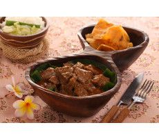Indonesische Rendang Recept