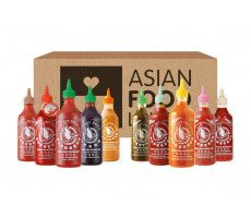 Mix Flying Goose Sauces