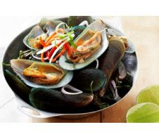 Mussels in 'Black Pepper' style