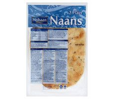 Naanbrood Naturel 270 G 270 GR