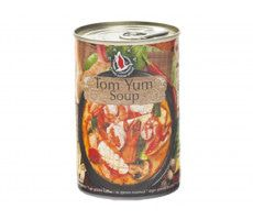 Tom Yum Soep 400 ML