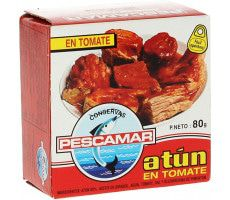 Tonijn in Tomatensaus 80 GR