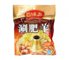Hot Pot saus schaafvlees 200 GR