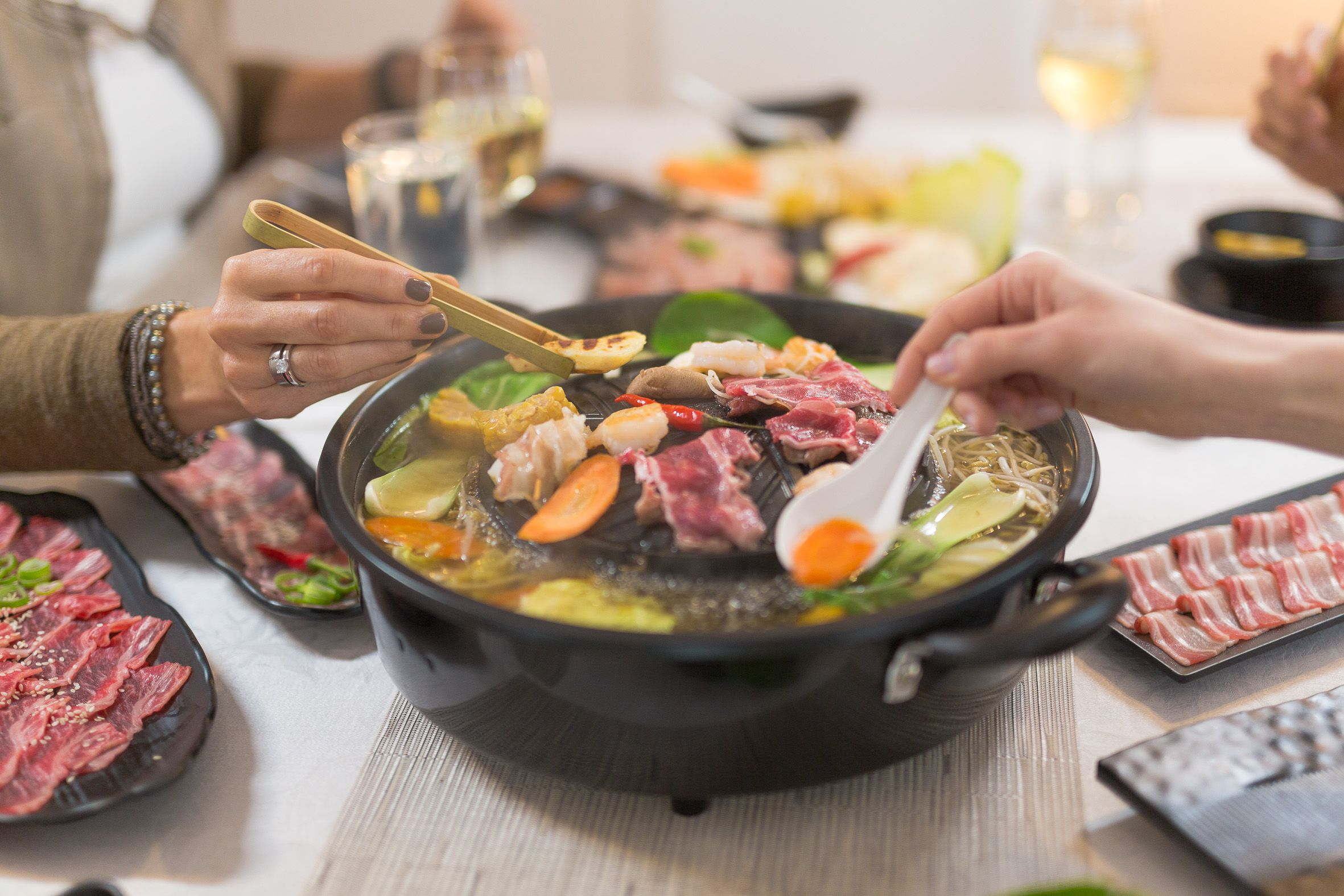 TomYang Thaise Grill & Hot Pot